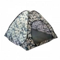 Палатка Зимняя Kumyang Автоматическая (Камуфляж/2,5x2,5м)