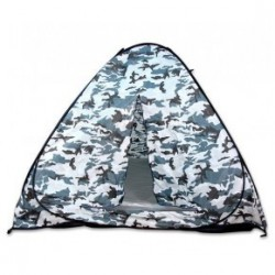 Палатка Зимняя Mifine Автоматическая (Камуфляж/1,5x1,5м)