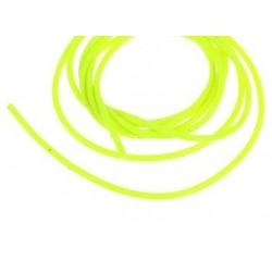 """Кембрик """"Три Кита"""" Флуоресцентный/Жёлтый (d2,0*4,0) 10шт*1м"""