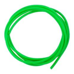 """Кембрик """"Три Кита"""" Флуоресцентный/Зелёный (d2,0*4,0) 10шт*1м"""