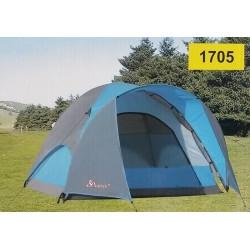 Палатка Kumyang Туристическая Трёхместная (220+110x220x155мм) 1705