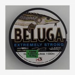 Леска Beluga Beluga+ (0,45mm/27,5kg/150m) 1упак*10шт
