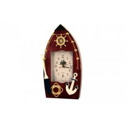 Декор Настенный Pride Лодка/Часы