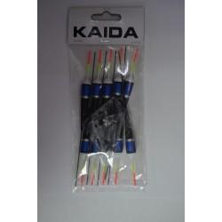 Поплавок Kaida 1-5gr (Ассортимент) 1упак*10шт