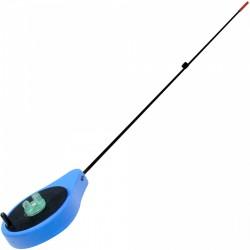 Удочка Зимняя Bravo Fishing Балалайка SP-B (Синяя)