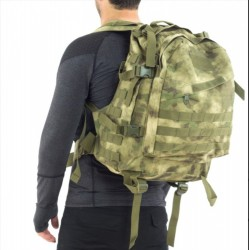 Рюкзак Тактический Yagnob BS028 (Oxford 600D/40л) Хаки