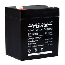 Аккумулятор Security Force 12045 (12V/4,5Ah)