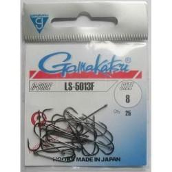 Крючки Gamakatsu LS-5013F N 8 (9шт) 1связка*5упак