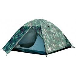 Палатка Trek Planet Alaska 3 (210*200*70/2000 мм/Poliester/3,2 кг/проклееные швы)