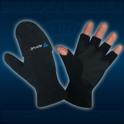 Перчатки-варежки Sprut Thermal WS Gloves-mittens TWSGLVMT-BK-XXL